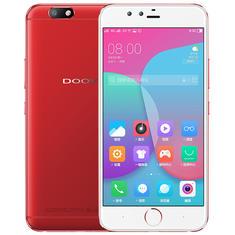 朵唯(DOOV) A12 5.5寸 移动联通电信4G 全网通手机 双卡双待